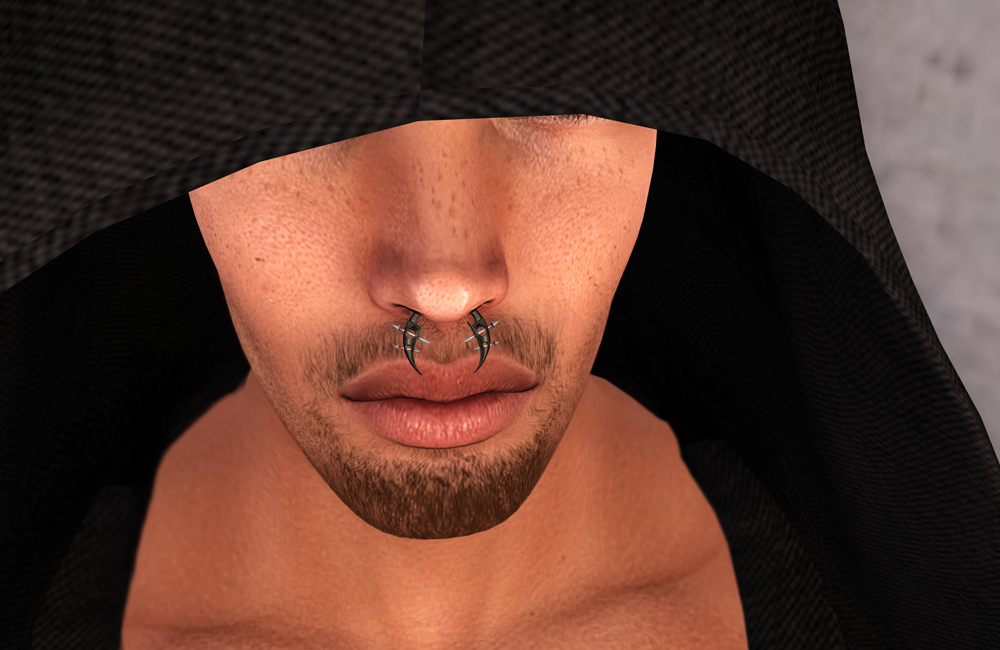 rebellion septum ring