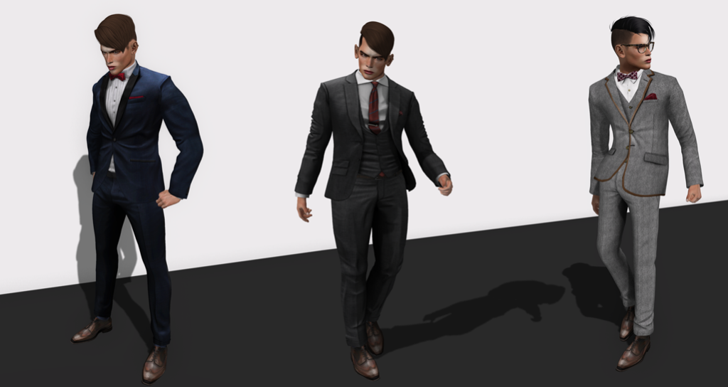 Suit Up Signature III blog