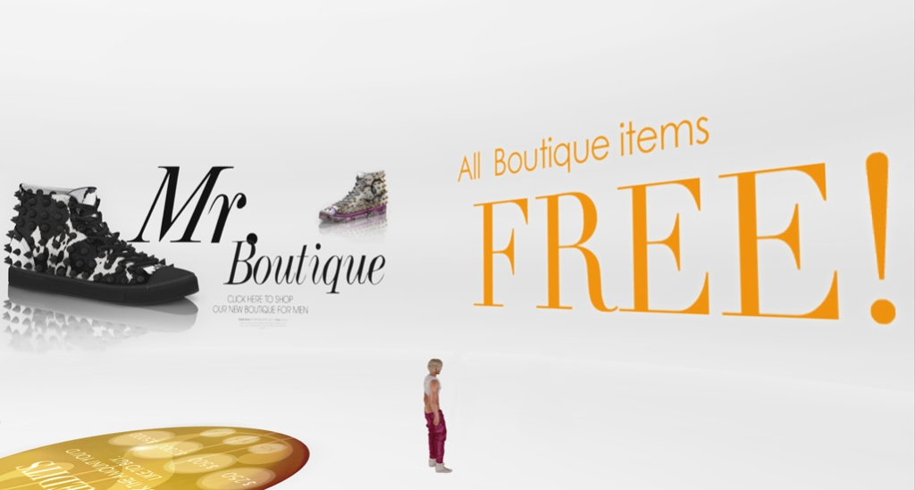 TMP Boutique Free