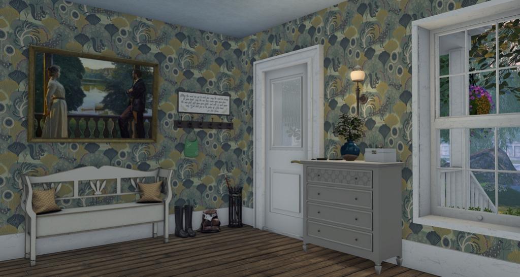 Castor House II blog